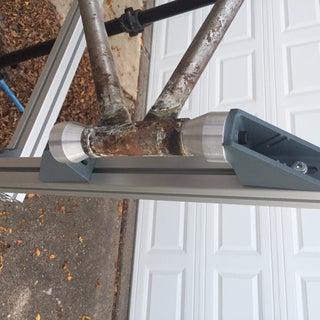 A Simple Bicycle Frame Jig