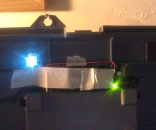 Modded Toolbox: Flaslight, LED Tester, and 5v Regulator