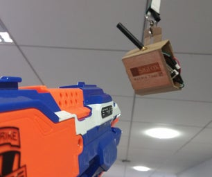 Nerf Connected Target on Steroids