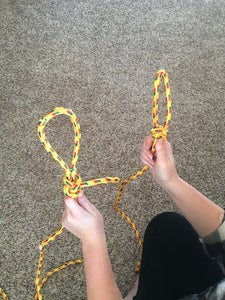 Notice Your Two (2) Knots