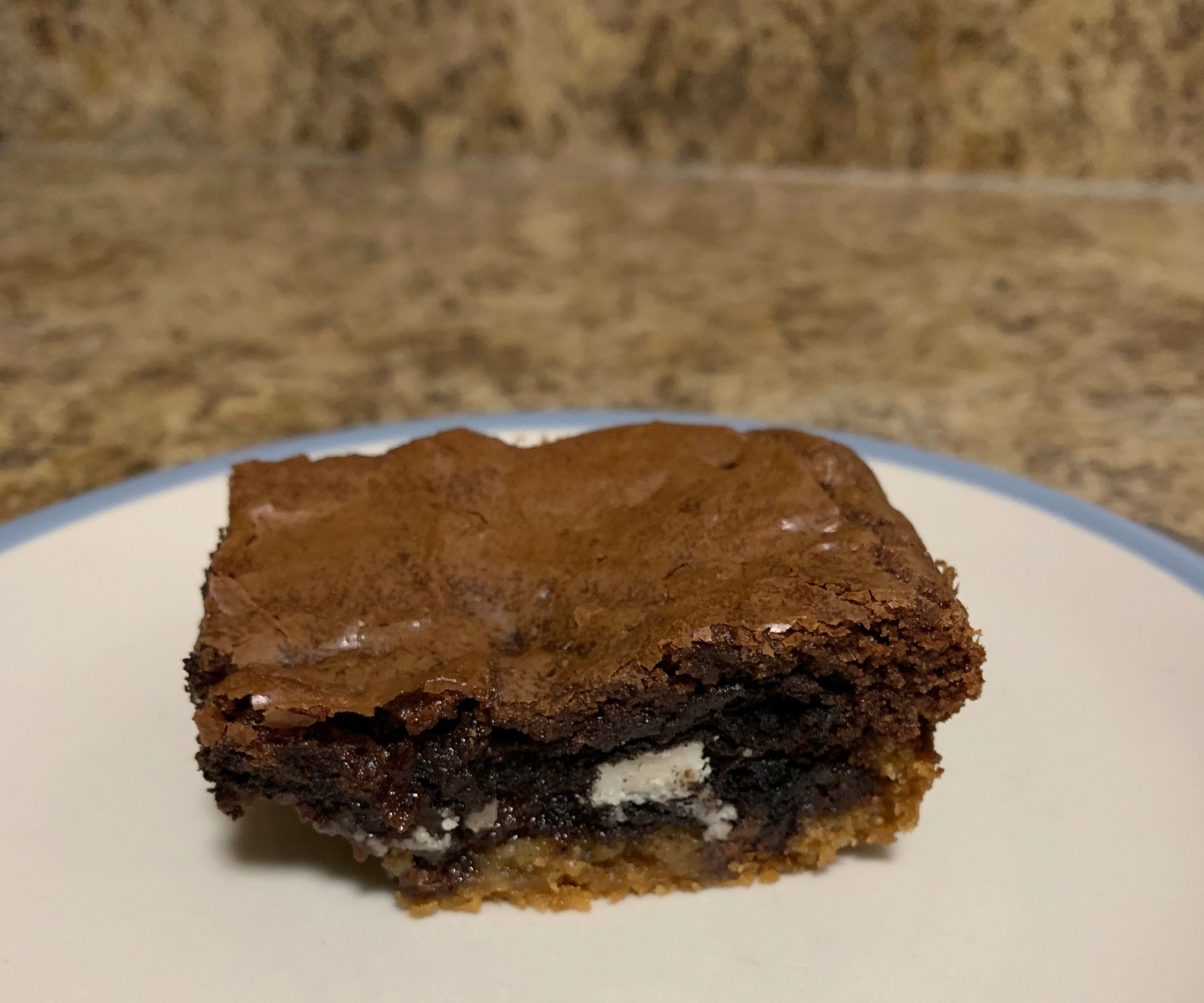 Not Your Average Brownie