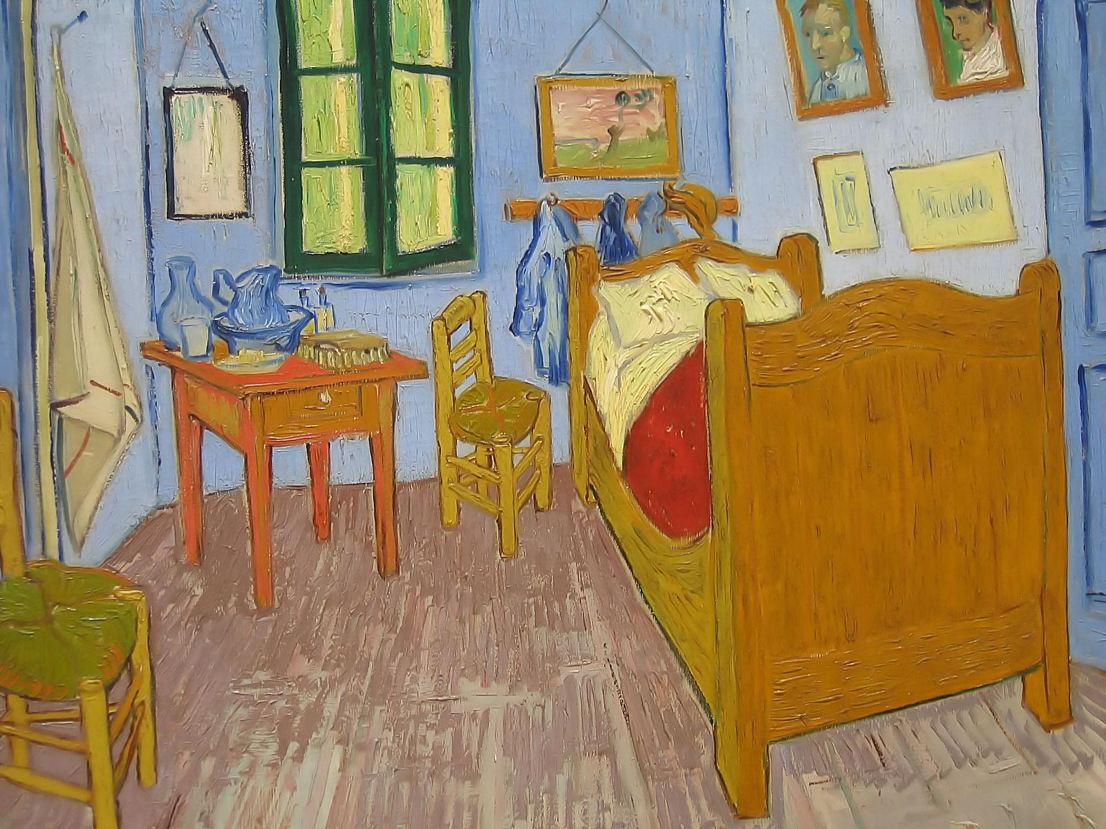 Make a Van Gogh Paint by Numbers Artwork