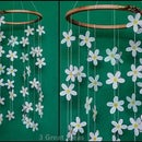 Daisy Garland Spring Room Decor