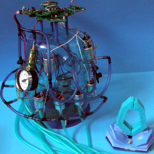 Air Muscles: Make an Artificial Muscle Robot Controller