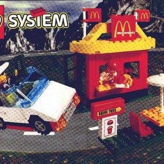 Nanoblock McDonald's Fries