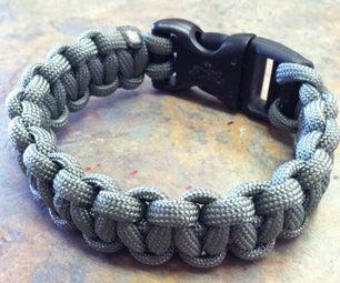 Paracord Bracelet (Tutorial)