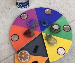 Tutti Frutti Color Wheel