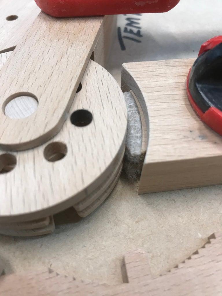 Tumbler for Combination Lock