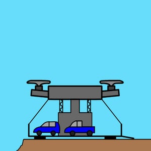 Mini Sky Transportation