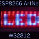 Artnet LED Pixels With ESP8266