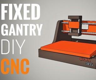 Homemade Budget CNC