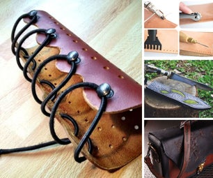 Leathercraft Projects