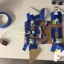 Cardboard Robot Turtle