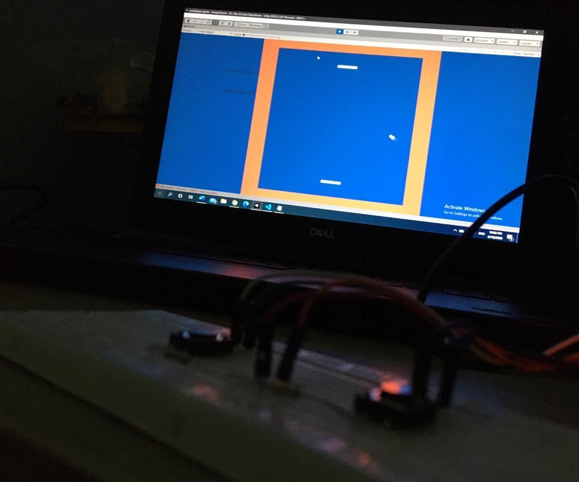 How to Make a Multiplayer Game With Arduino Controllers