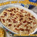 Creamy Macaroni and Cheese!