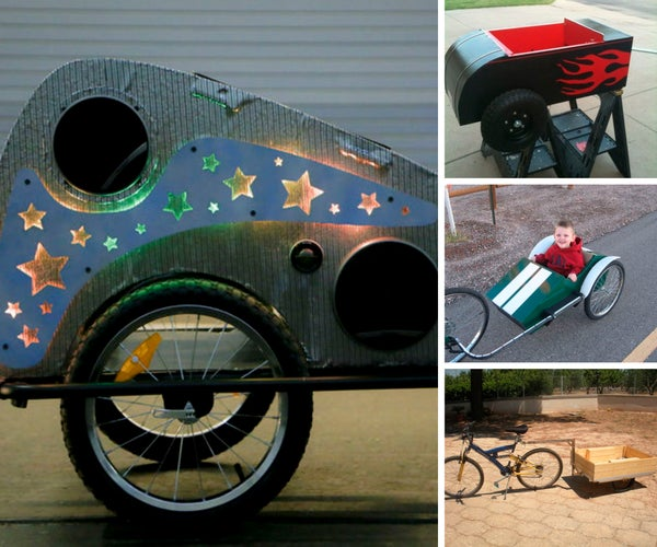 The Best Bicycle Trailers