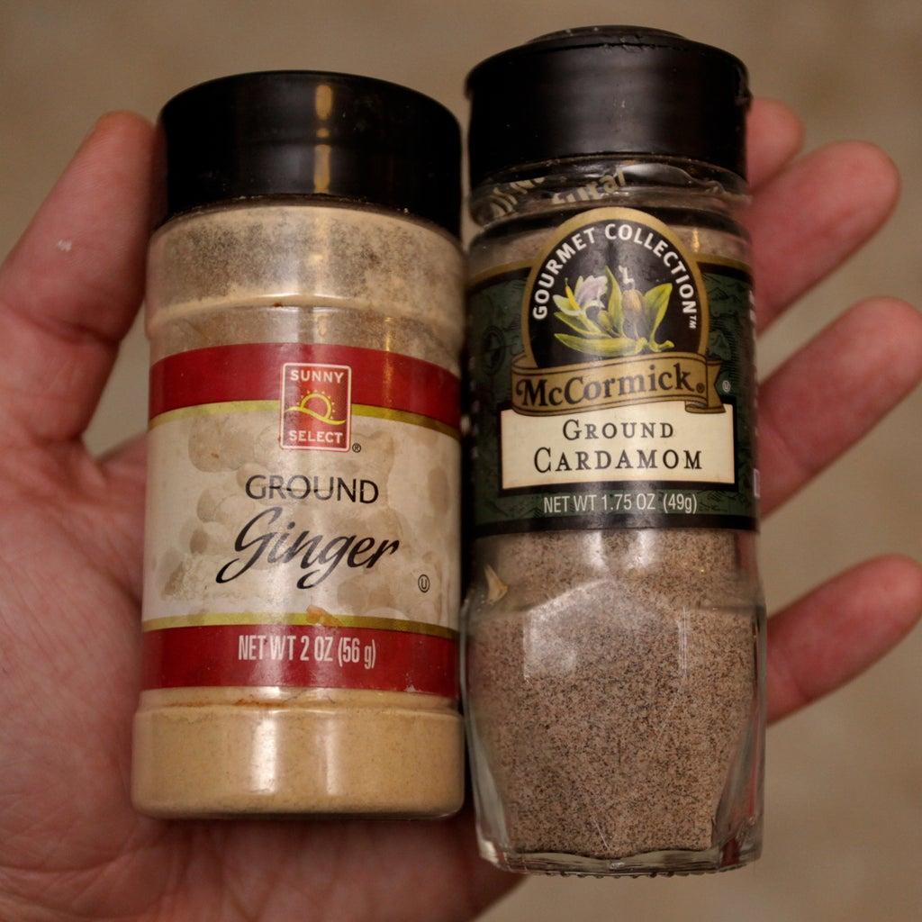 Mix Dry Ingrediants