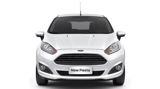 Usando O Código - Detectar Ford New Fiesta