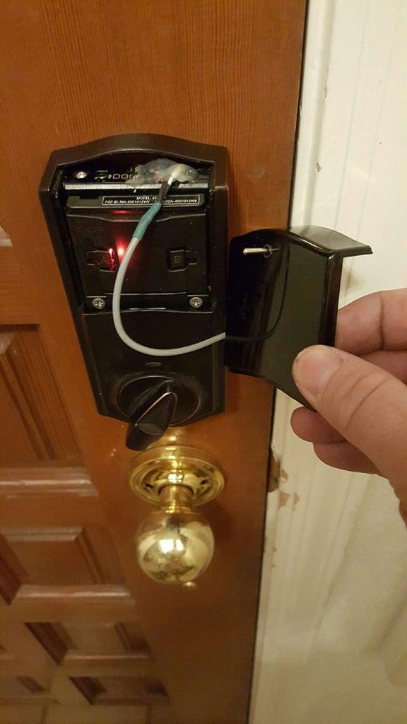Reassemble the Lock.