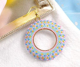 Beebeecraft Tutorials on How to Make Seed Bead Earrings