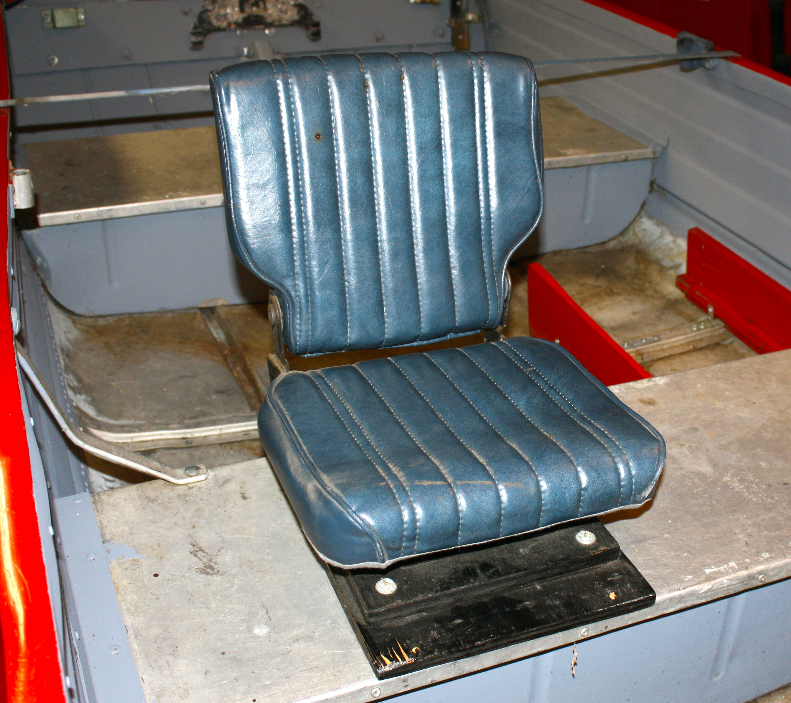 Swivel Boat Seat For Real Cheap