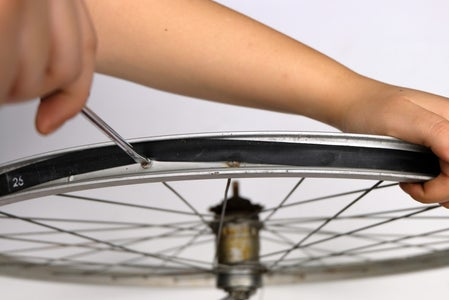 Disassemble the Bike Components