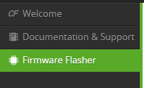 Flash and Configure Flightboard