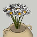 """Herodian Era """"Flower"""" Pot"""