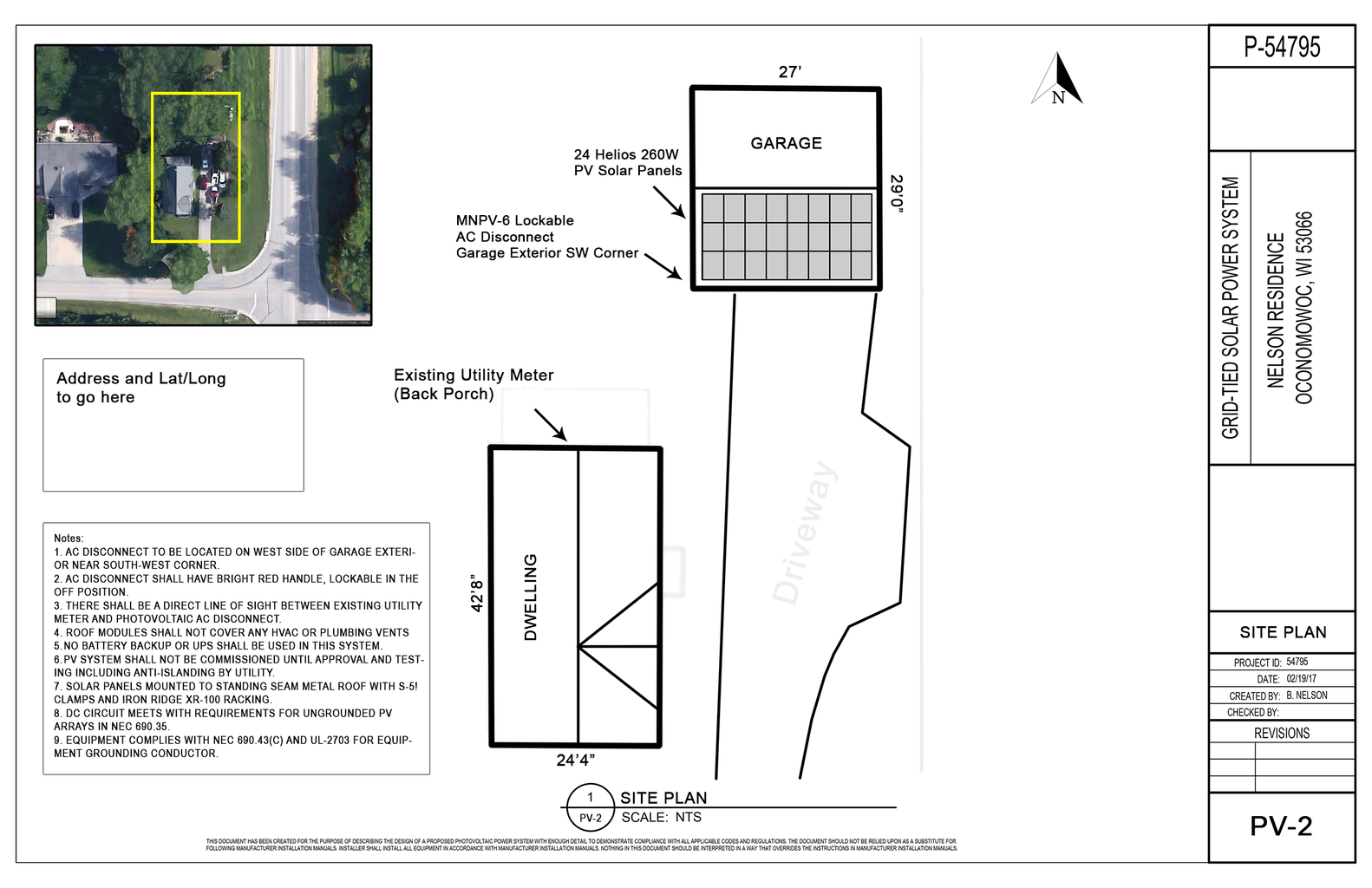 Proposal and Permitting
