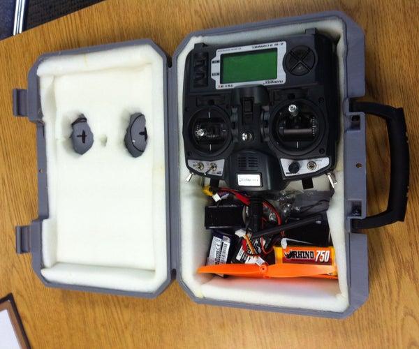 Use a Dremel (tool) to Modify a Dremel (case)