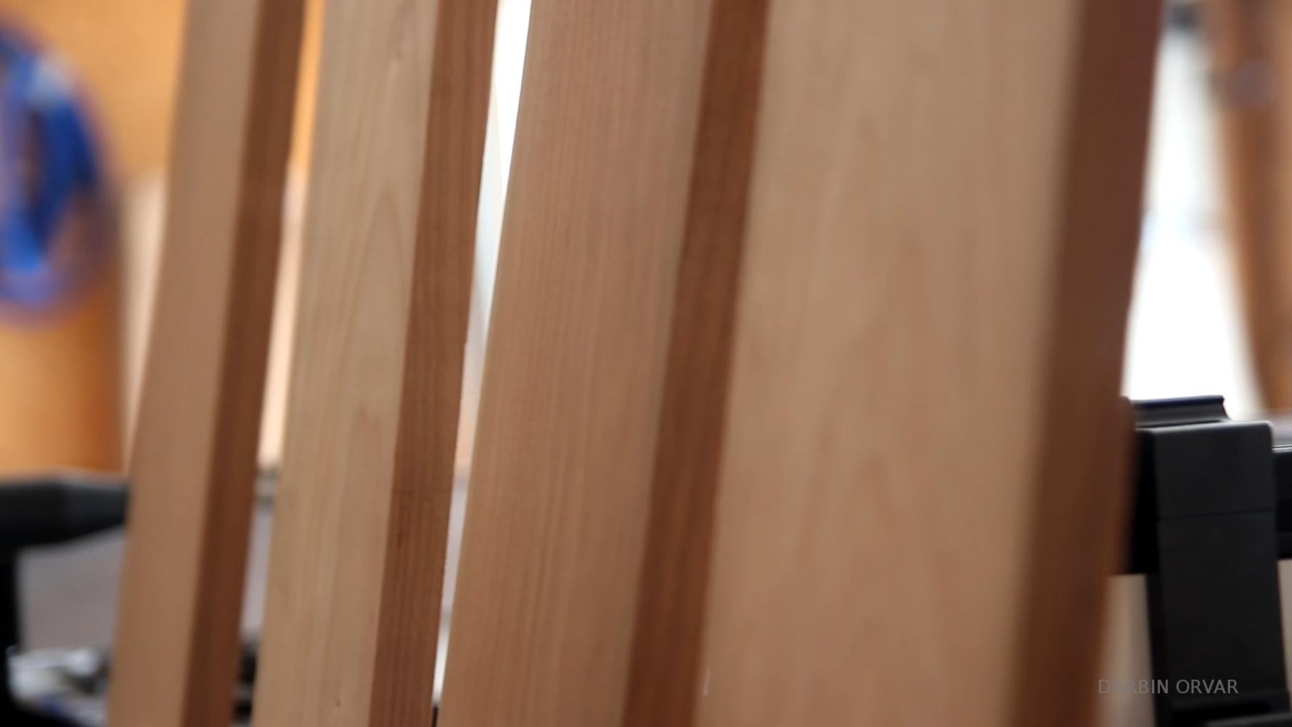 Profiling the Wood