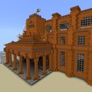 Minecraft - Sandstone Manor