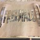 Stencil Making On a Vinyl Cutter at Techshop SF