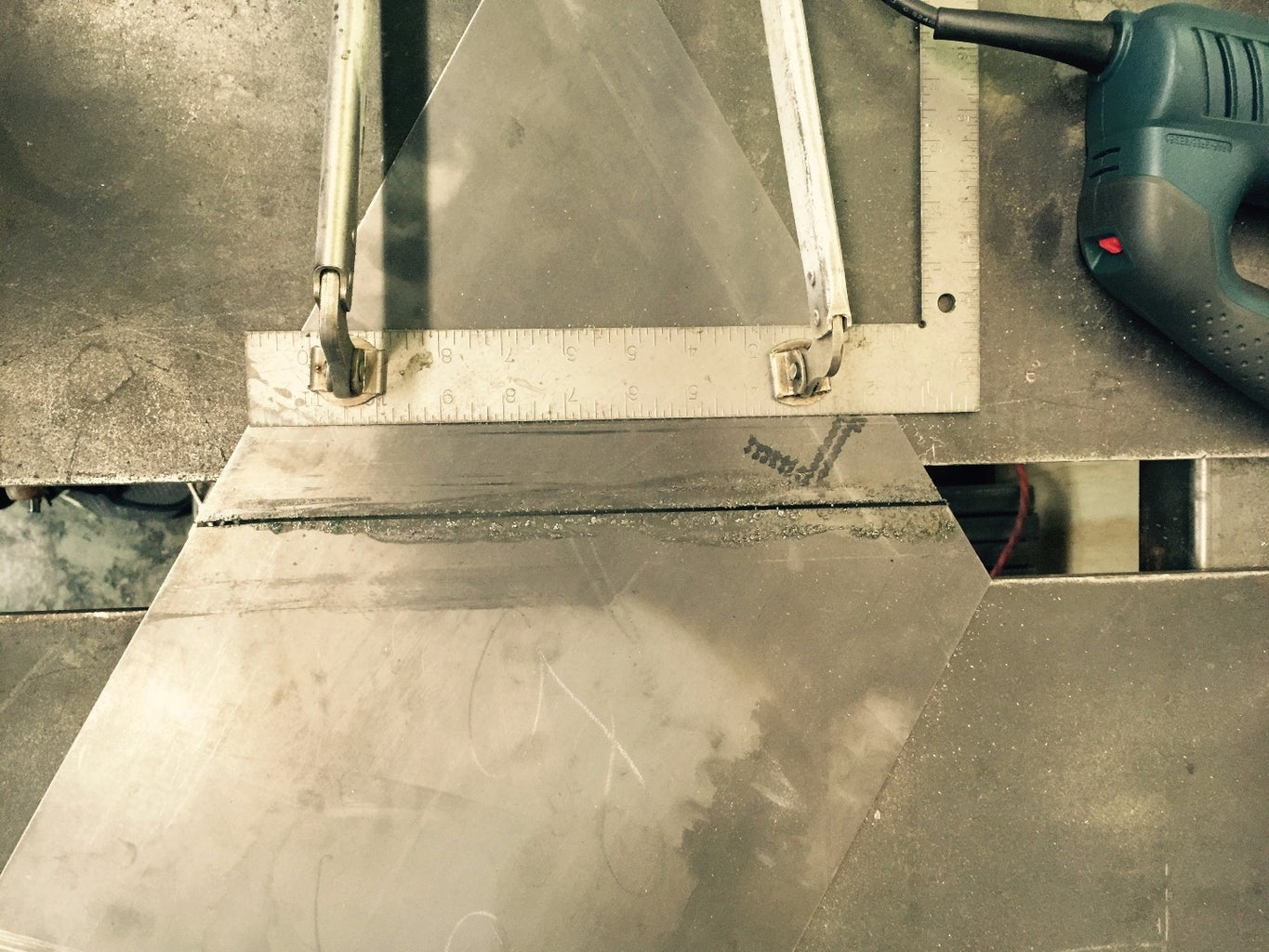 Part 3: Building the Stand (Preparing the Lower & Upper Steel Plates)