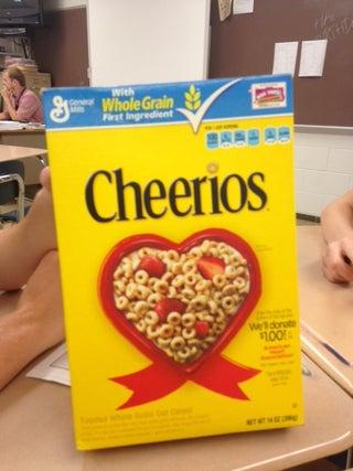 cheerio box optimization 5 steps instructables cheerio box optimization 5 steps