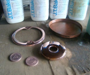 Bright Copper Plating Without Electricity