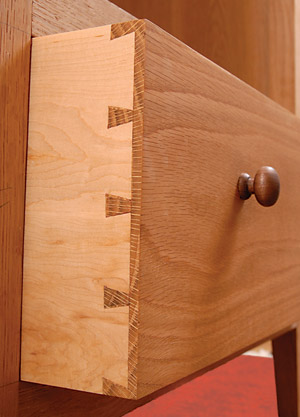 Making a Wooden Drawer