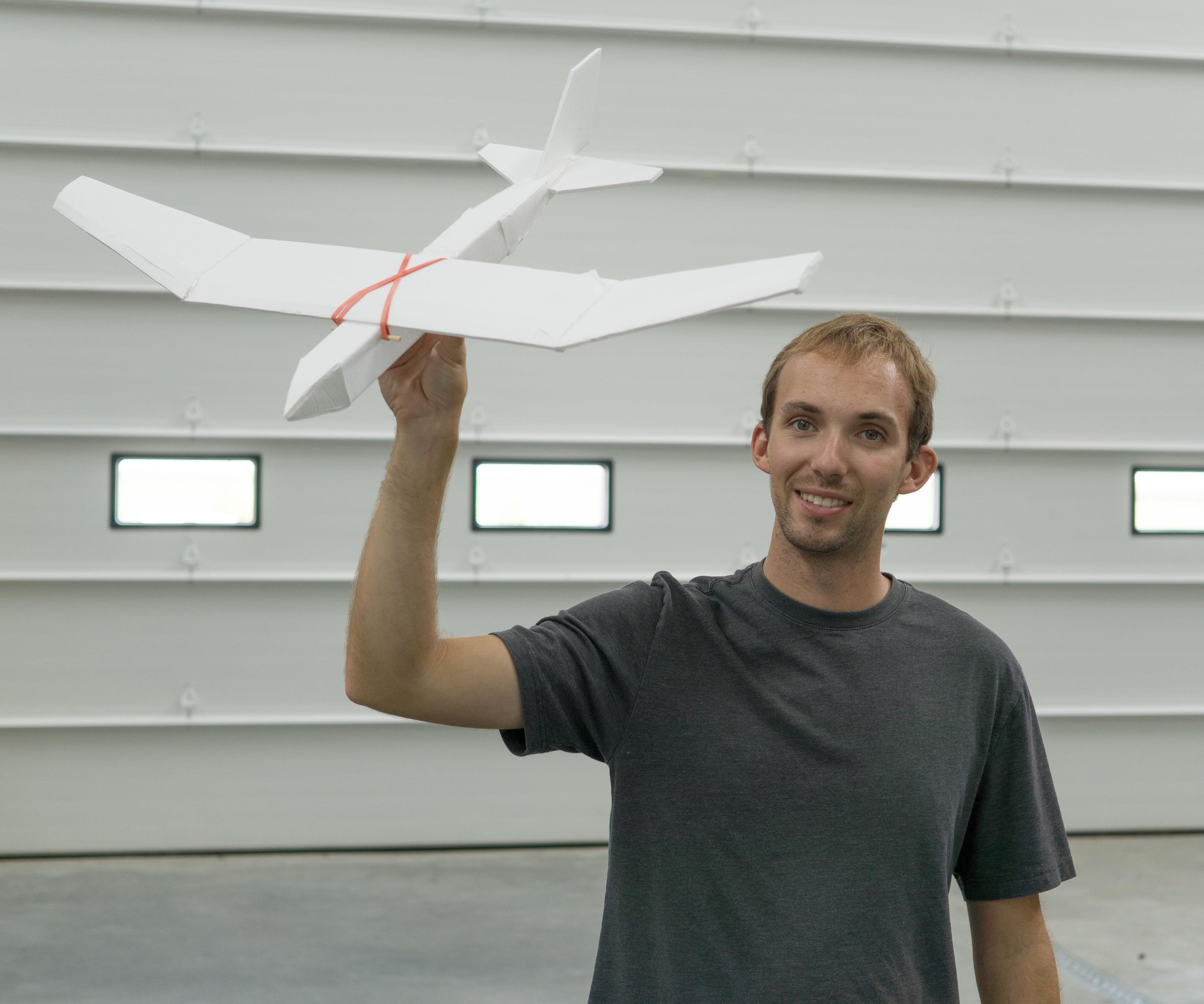 DIY Free-Flight Glider