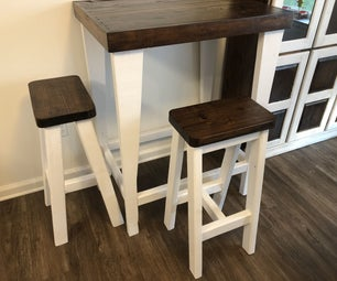 How to Make a Barstool