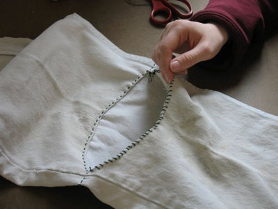 Sewing the Planter