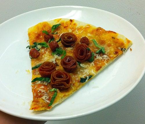 Rose Garden Pizza