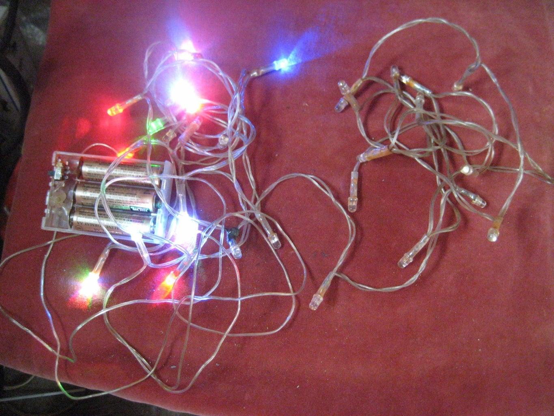 LED HEARING PROTECTION EARPHONES