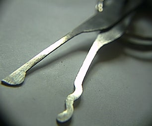 Yet Another Lockpick Instructable