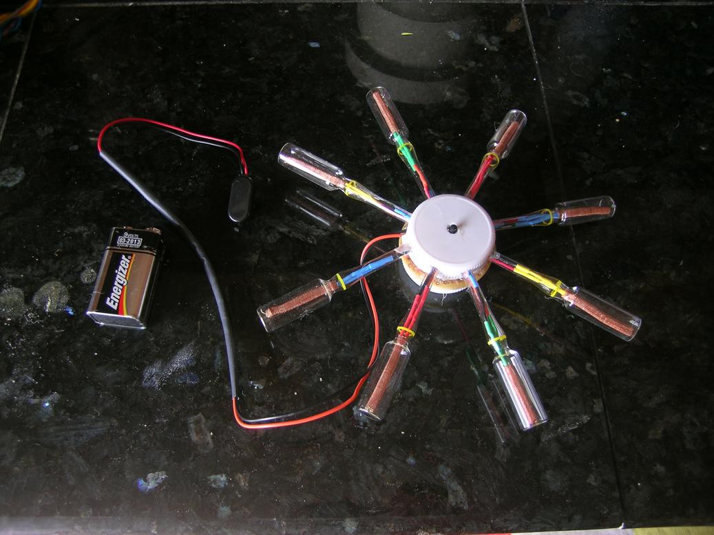 Digital LED Flower