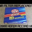 Tutorial: Replace 2008 Honda Accord V6 Air Filter