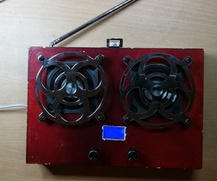 Simple DIY Retro Radio