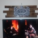 DIY Slayer wall lamp everyone can make....