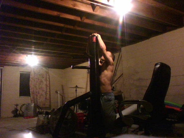 How to Make a 200 Lb. Fully Rotating Wing Chun Dummy - PVC and Concrete Version