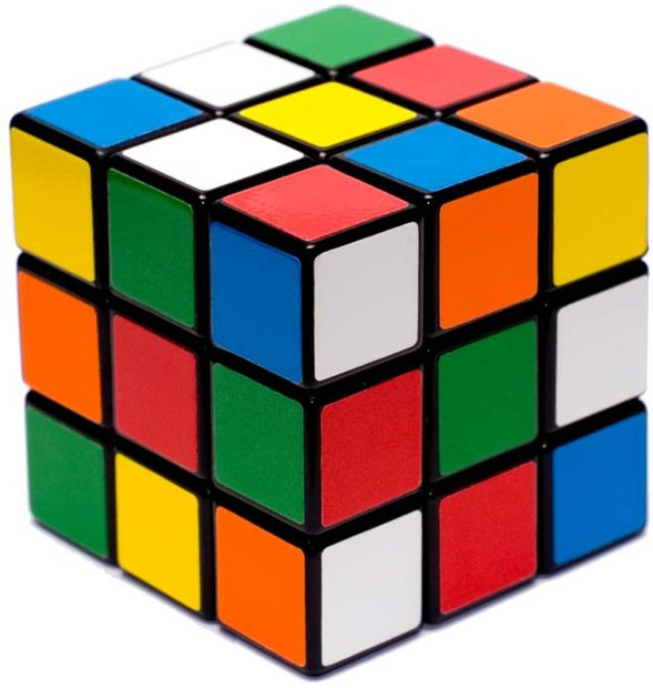 Solving The Rubik S Cube 4 Steps Instructables