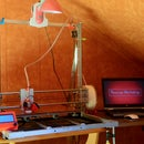 Impresora 3D - Área de trabajo 40x40x40cm
